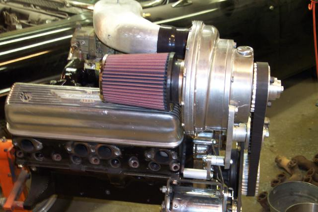 REX High Performance superchargers